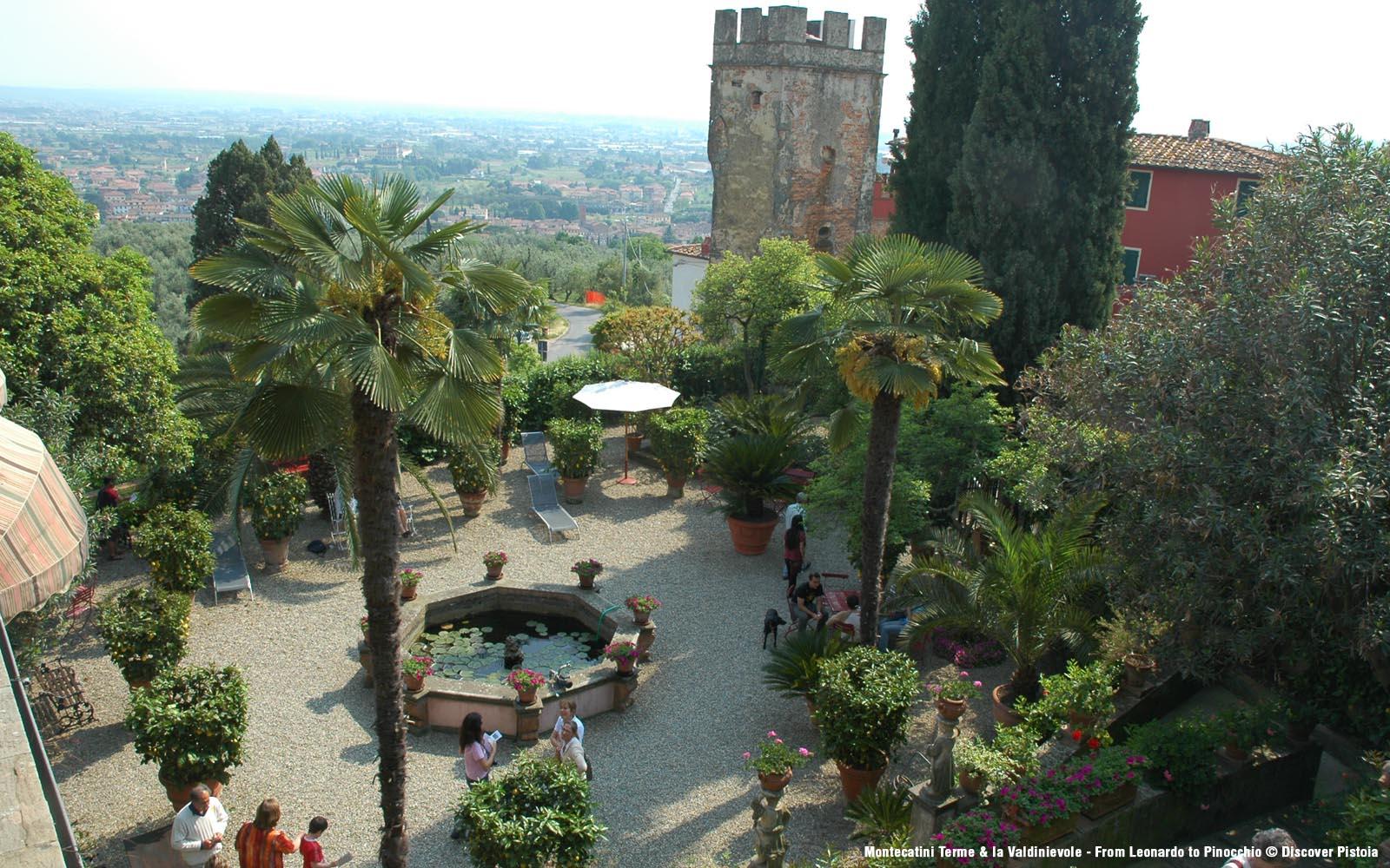 GIARDINI SEGRETI di Buggiano Castello